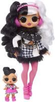 L.O.L. Surprise! O.M.G. Winter Disco Dollie Fashion Doll & Sister 561798