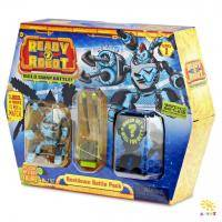 MGA Entertainment 553915 Ready2Robot- Battle Pack Beat Down