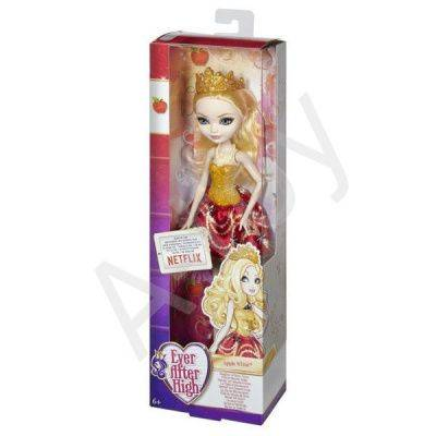 Кукла Ever After High Главные герои - Эппл Уайт